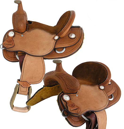 Kid S Saddle For That Pro In Training At Steer Gear Roping