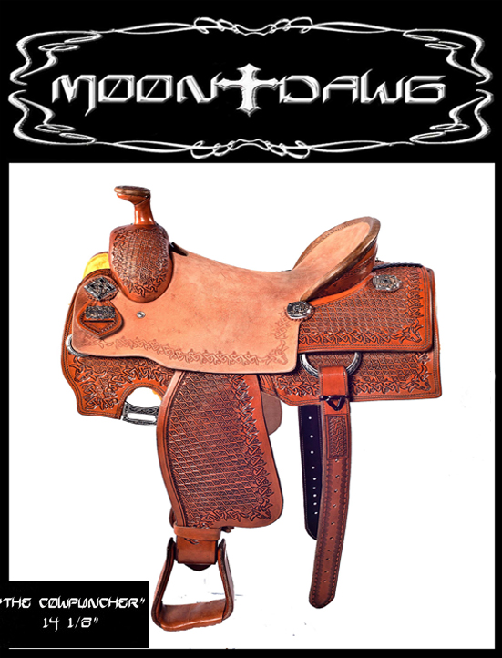 Steer Gear™ Roping Supplies, Tack, Cactus Saddles, Leather